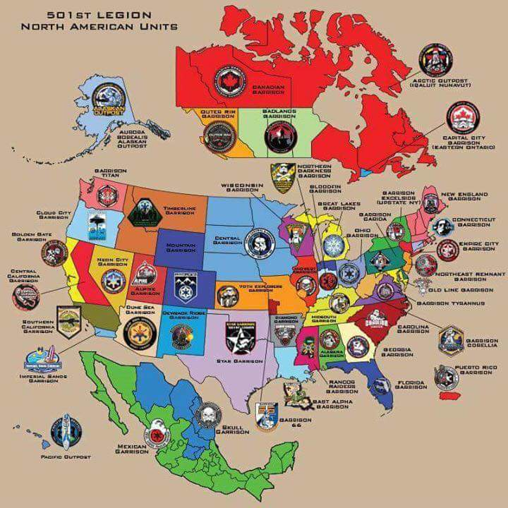 501st Legion Map.501st Legion On Twitter From Our Founder Tk210 And He