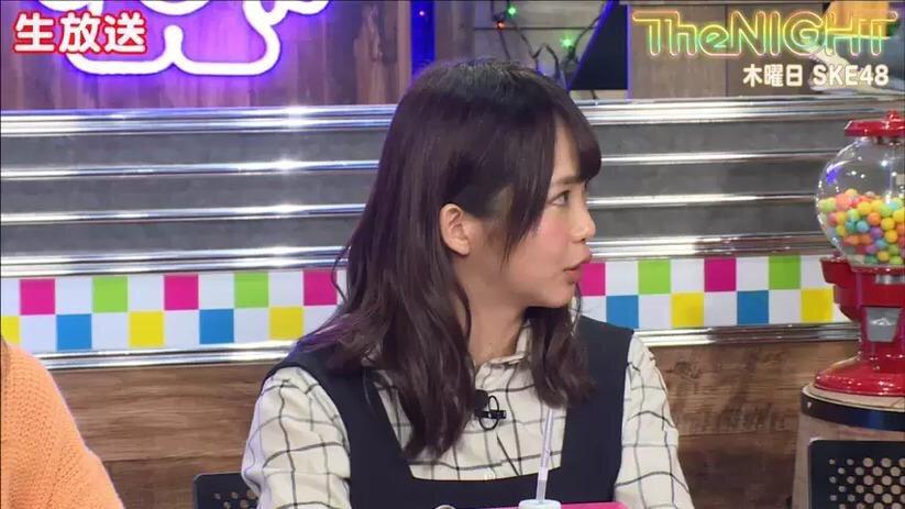 SKE48のThe NIGHT @AbemaTV で視聴中 #TheNIGHT abema.tv/c…