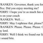 Quite the exchange between Energy secretary pick R...