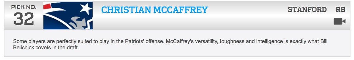 This upcoming Woodhead/Mccaffrey 'all-christian' backfeild is making m...