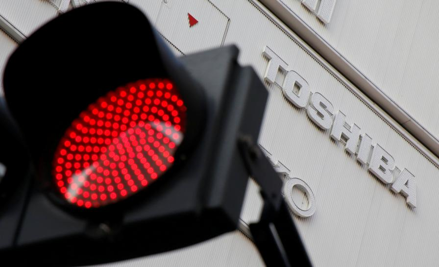 Toshiba woes intensify on reports of $6 billion writedown, shares plummet
