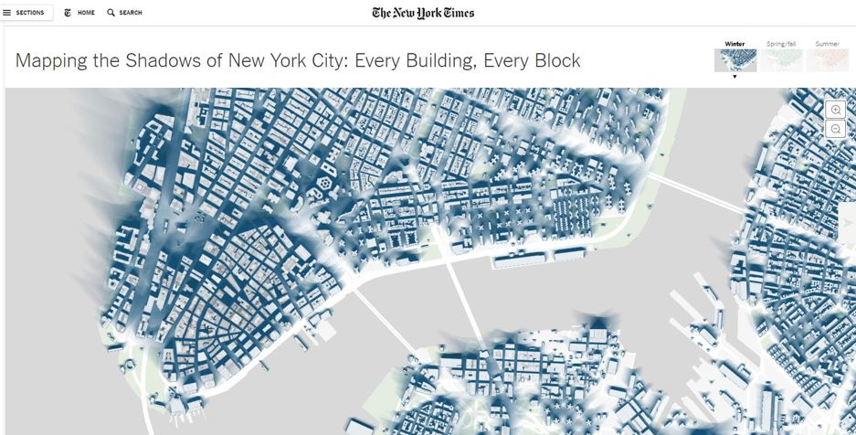 Doitt Nyc Map.Nyc It Telecomm On Twitter We Found Another Map Using Our 3d