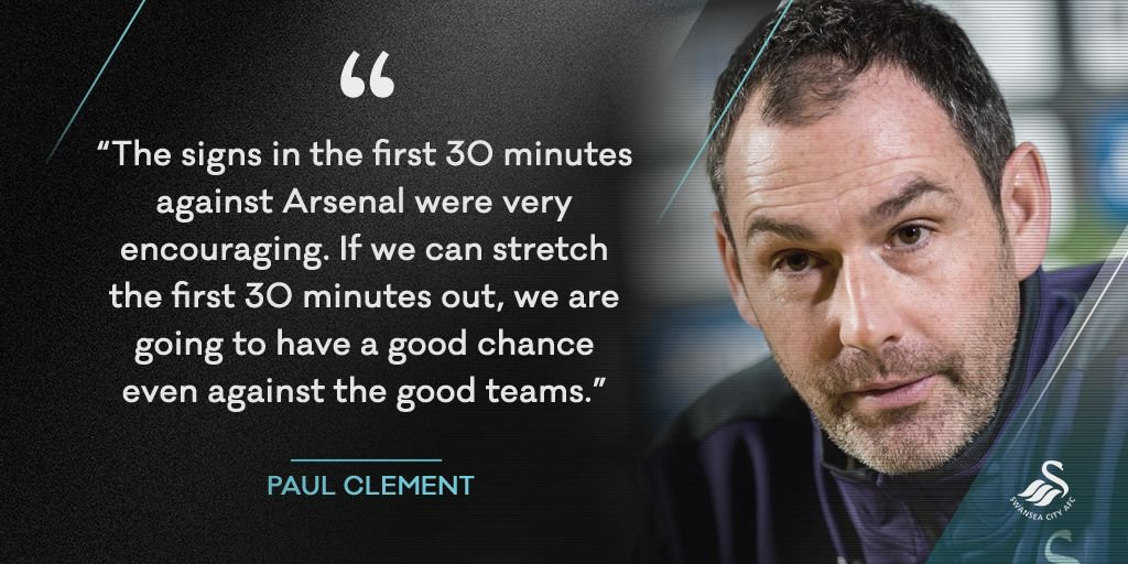 🗣 Paul Clement on what his side need to do against @LFC... https://t.c...
