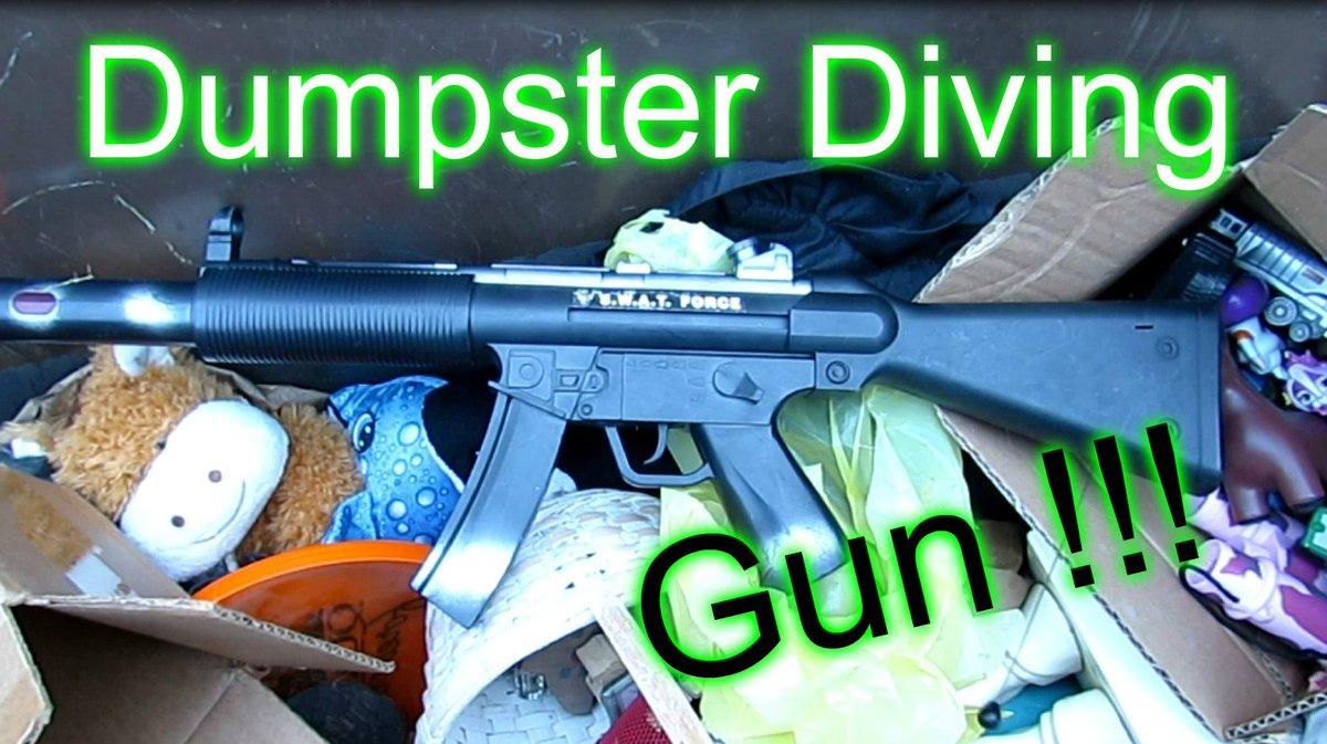 lars eighner on dumpster diving summary