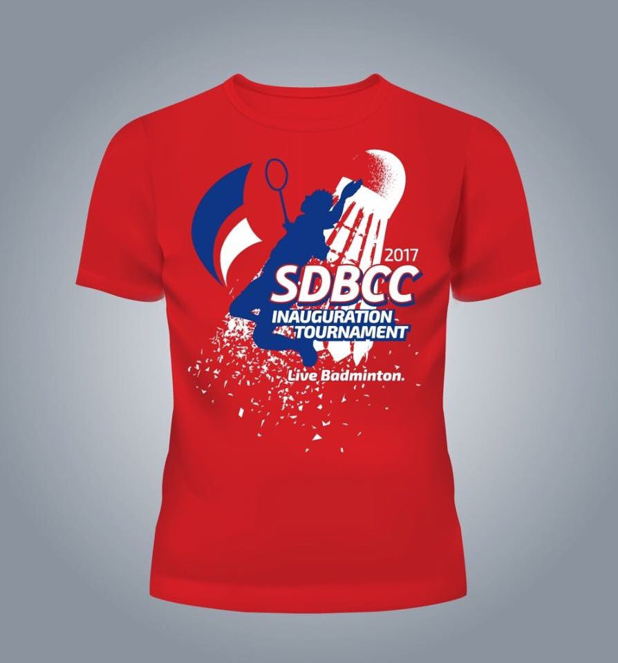 cf901ee2 #SDBCC Inaugural #badminton #tournament draws have been posted!Sat matches  with times are available also.