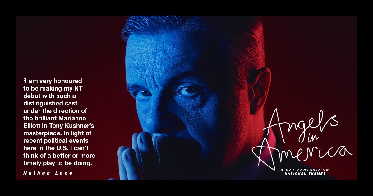 Nathan Lane. #AngelsinAmerica https://t.co/ltqBo5v8Ni