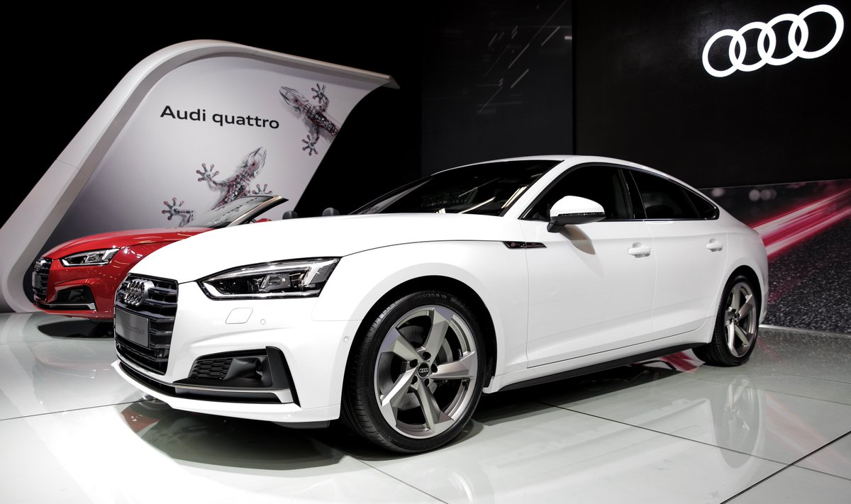 Audi Canada On Twitter We Unveiled Two Vehicles At Salonautomtl