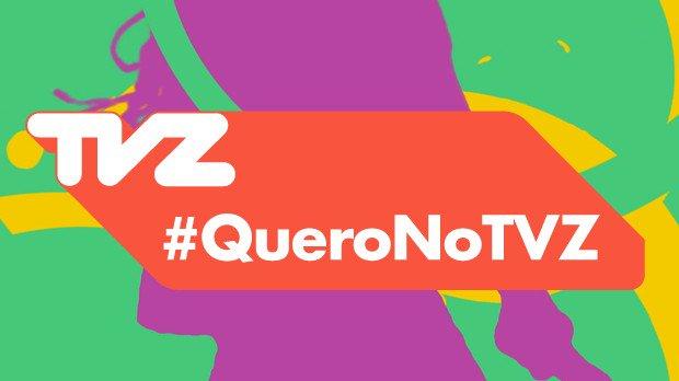 Agora o #QueroNoTVZ é toda terça, quinta e sexta: https://t.co/v7gT3Rh...