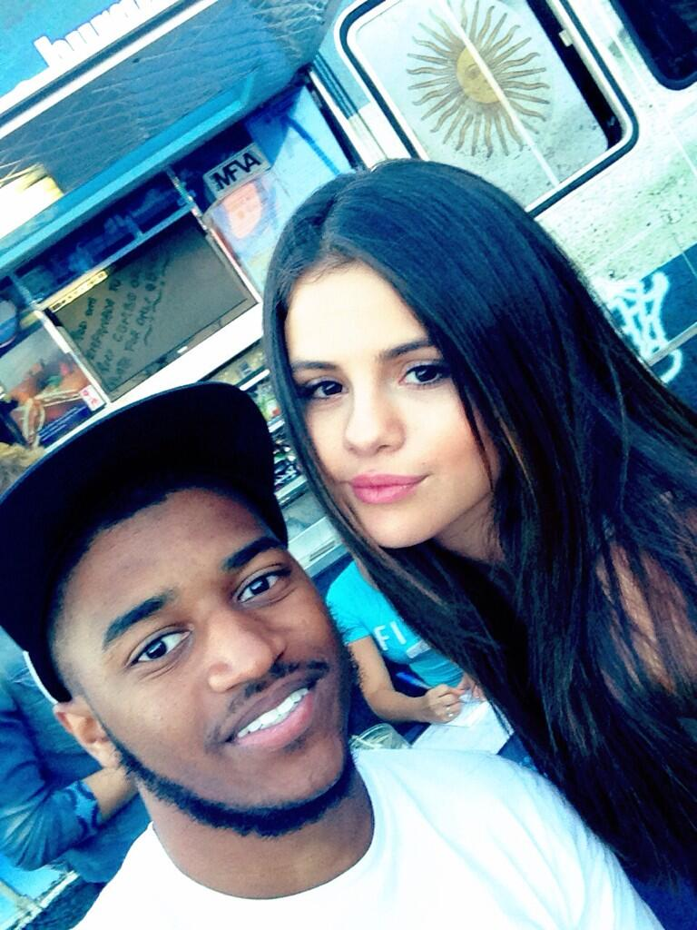#TBT ....That time when @selenagomez came to #BCFESTLA #Broccolicity https://t.co/EmfSEMQwMg
