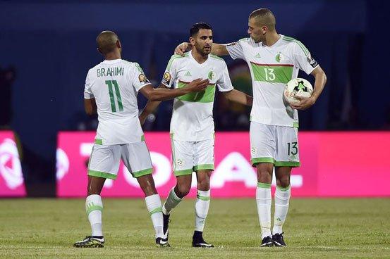 Video: Algeria vs Tunisia