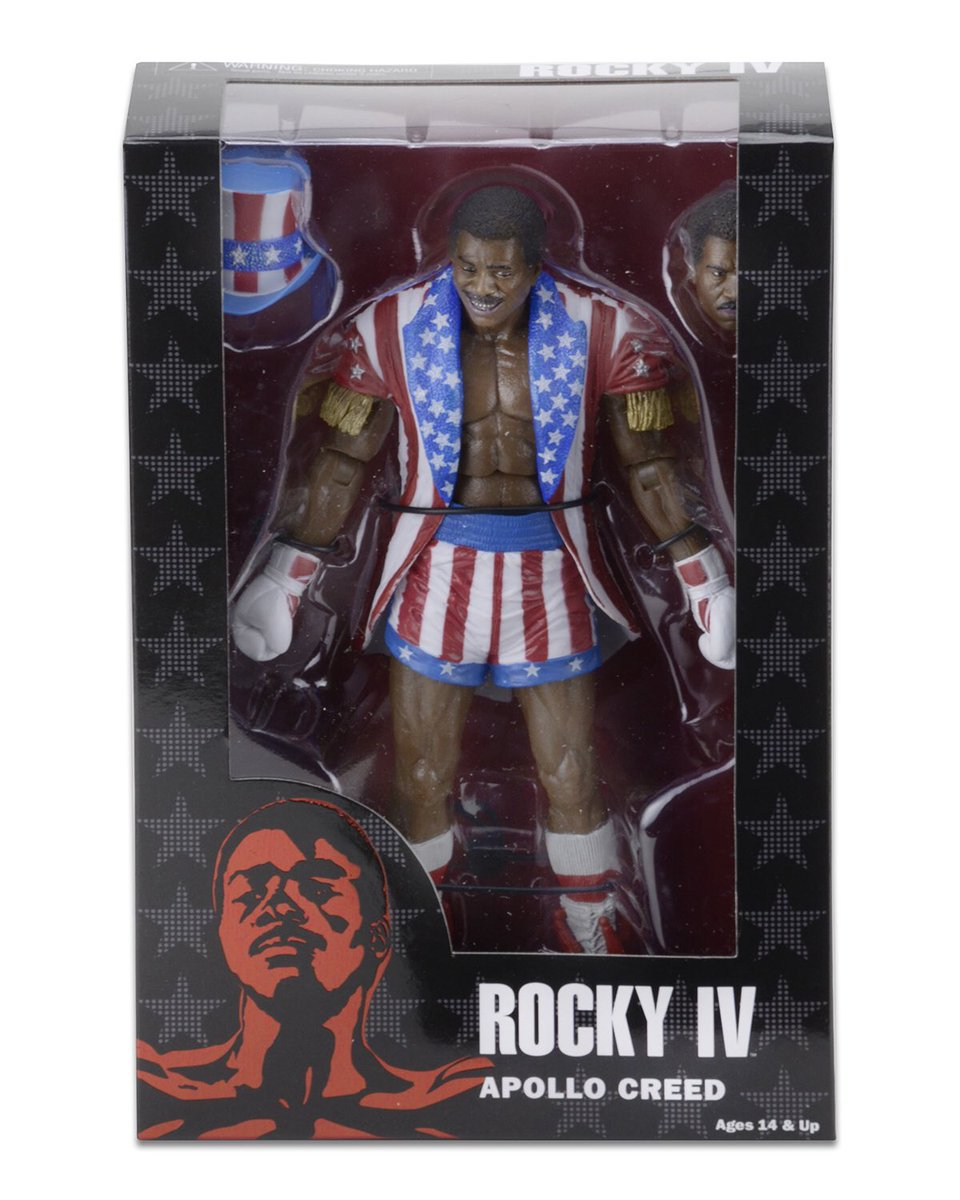 At long last. Rocky 40th Anniversary Collection Series 2 is shipping s...