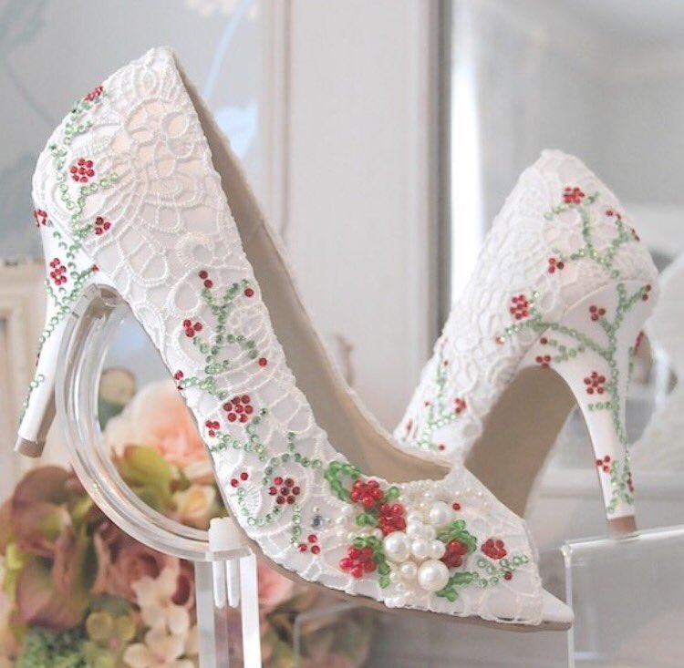 Bespoke Wedding Shoes Nottingham