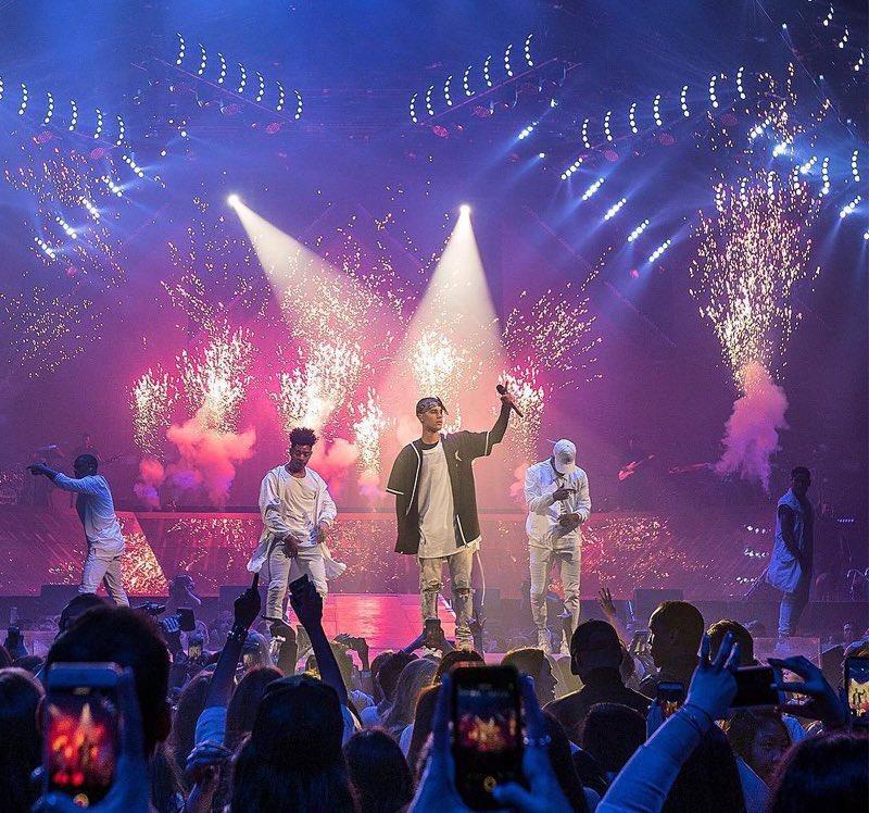 🎉MAÑANA 🎉 Empezamos dinámica para regalar boletos de @justinbieber 🙌🏻...