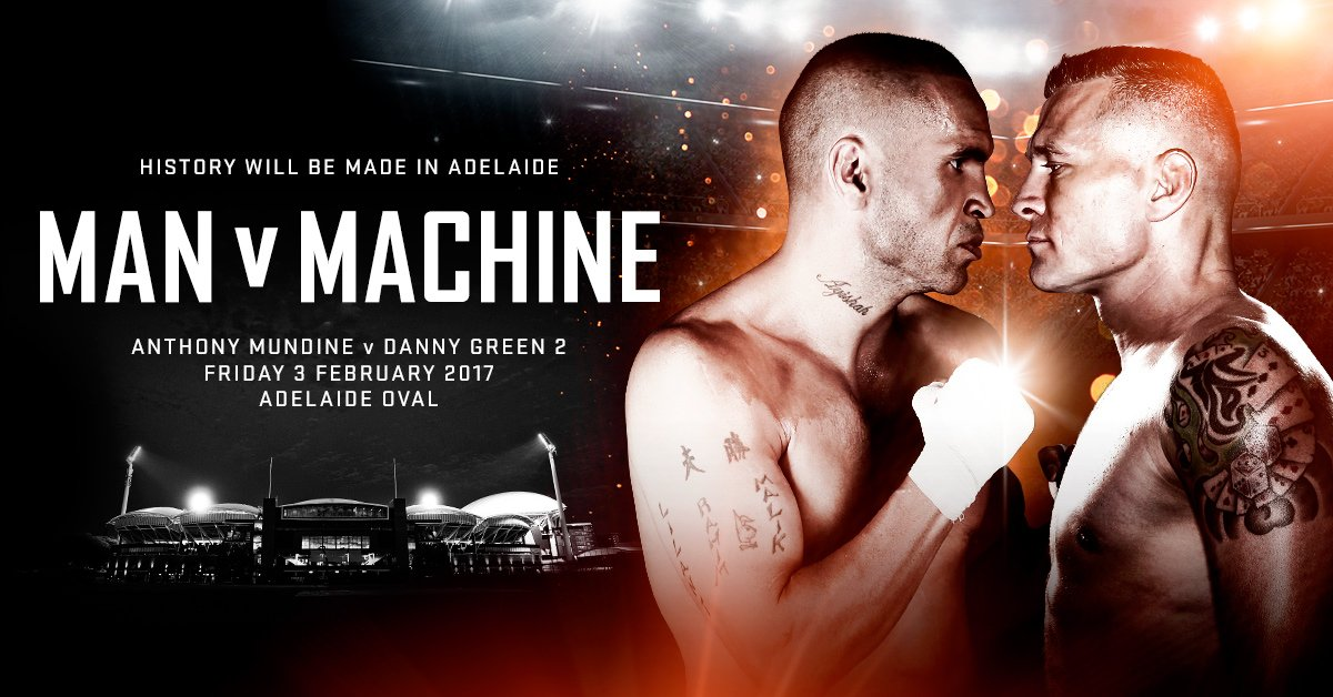 Head to @rundlemall next Mon, 12pm for a public training session before #manvmachine, Feb 3! http://bit.ly/eventsSoAus