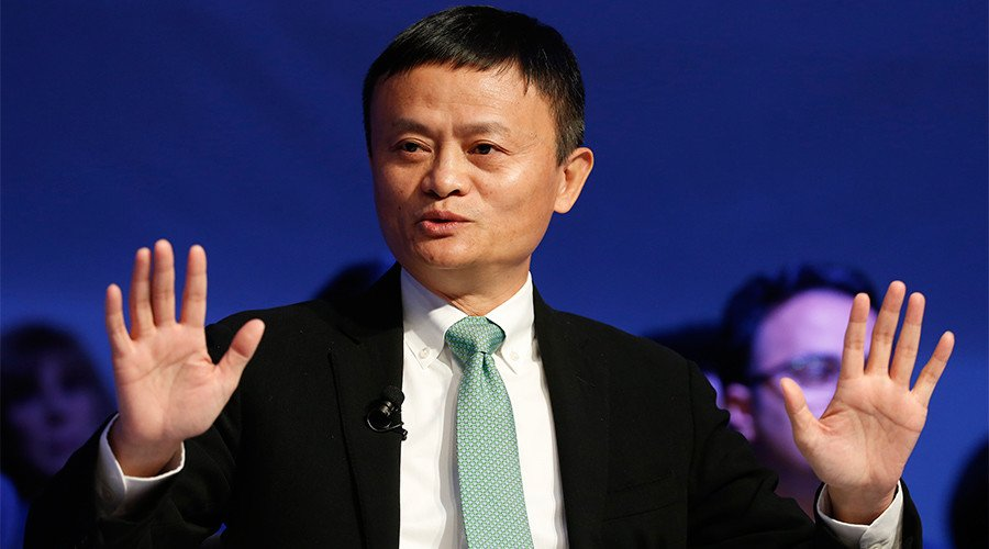 Nobody 'stealing' your jobs, you spend too much on wars, #Alibaba foun...