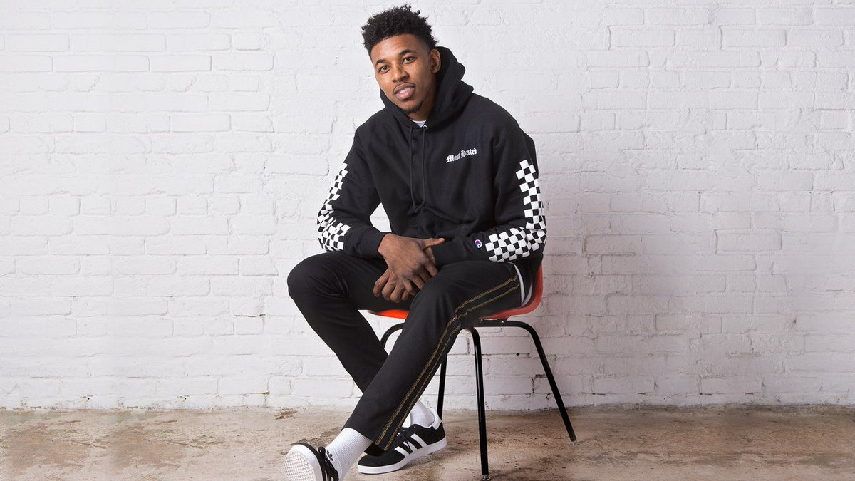 .@NickSwagyPYoung talks his Most Hated clothing line in hilarious firs...