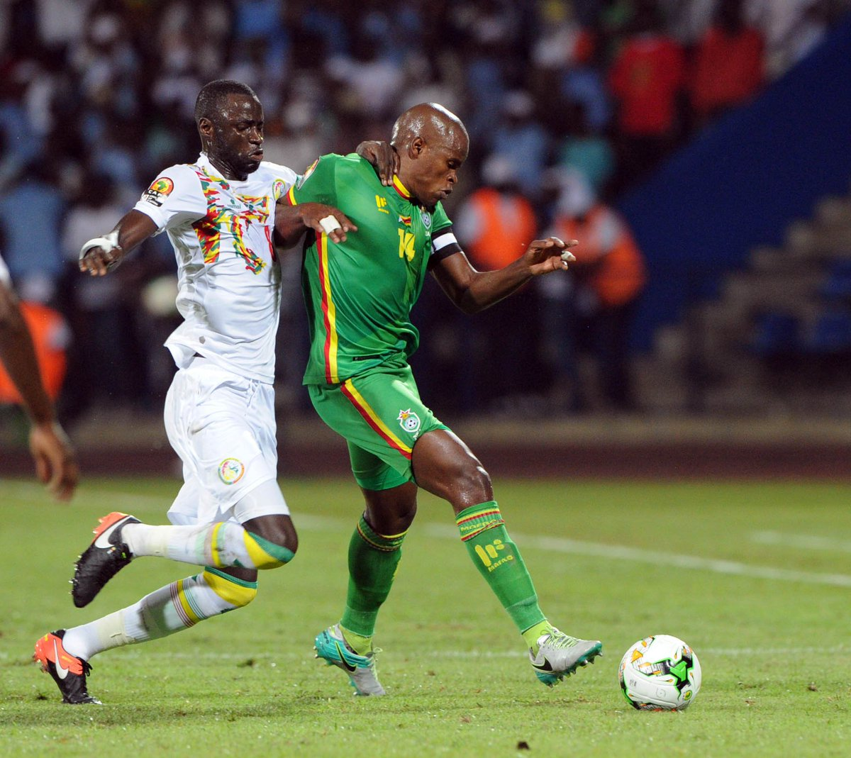 MATOKEO MICHUANO YA AFRICA AFCON 19.1.2017