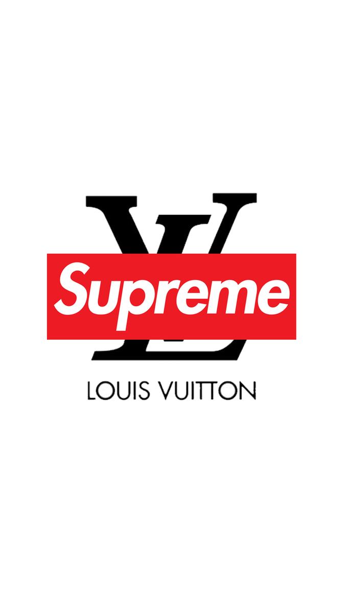 Louis vuitton supreme sfondo