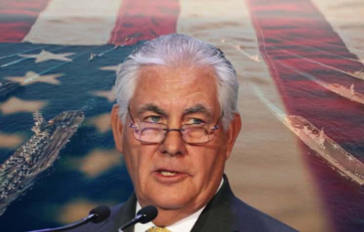#Newsbud Exclusive- Rex Tillerson Moves Up Date for China War!