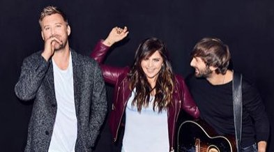 Stop everything you're doing and listen to the new @ladyantebellum son...