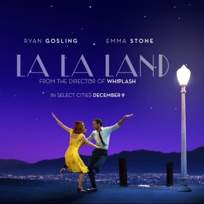 #LALALAND @SummitEnt Great choreography, great ambience but. #Stone and #Gosling don&#39;t know how to dance @tomhanks<br>http://pic.twitter.com/CkSZTZdBRp