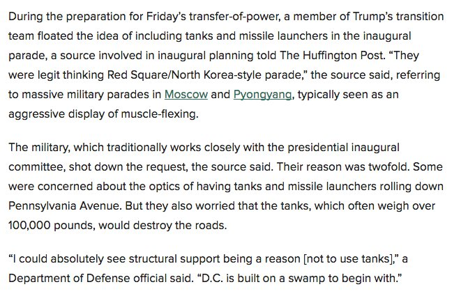 """They were legit thinking Red Square/North Korea-style parade."" https://t.co/GOMftg2j5b https://t.co/yOFd3fnQJD"