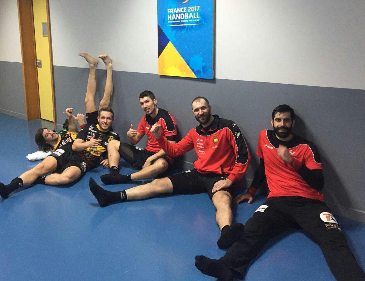 Gran partido del equipo y líderes de grupo! Nos vamos a Montpellier, B...