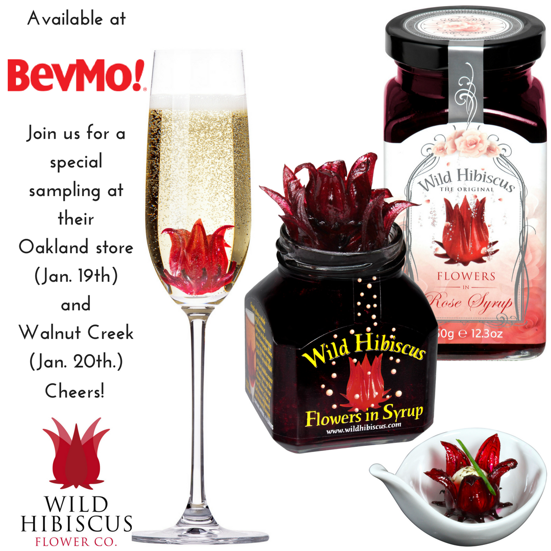 Wild Hibiscus On Twitter Were Excited To Be At The Bevmo Oakland