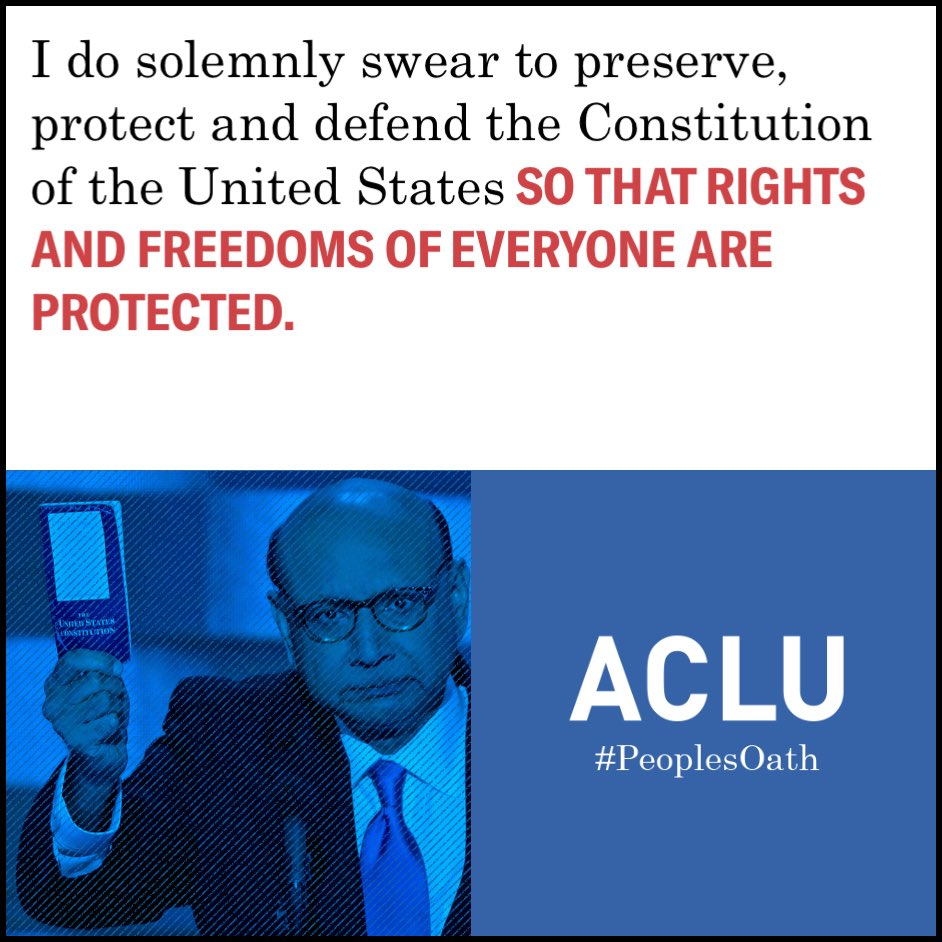 Khizr Khan took the #PeoplesOath, pocket Constitution in hand. Have yo...