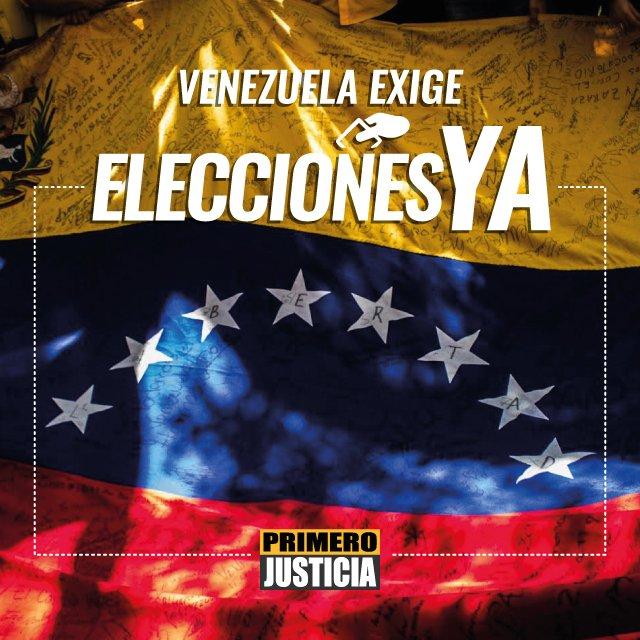 El pueblo de Venezuela quiere VOTAR, por eso el #23Ene vamos  al CNE a...