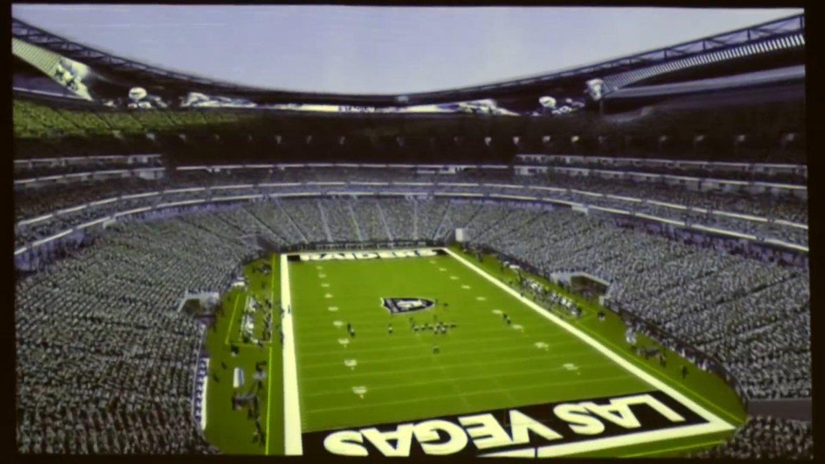 Las Vegas Raiders vs. Los Angeles Chargers sounds like a bad version o...