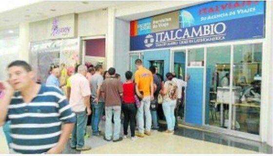 #11Ene Solo aplica a ricos y enchufados: No venderán pesos Colombianos a quienes ganen salario mínimo.
