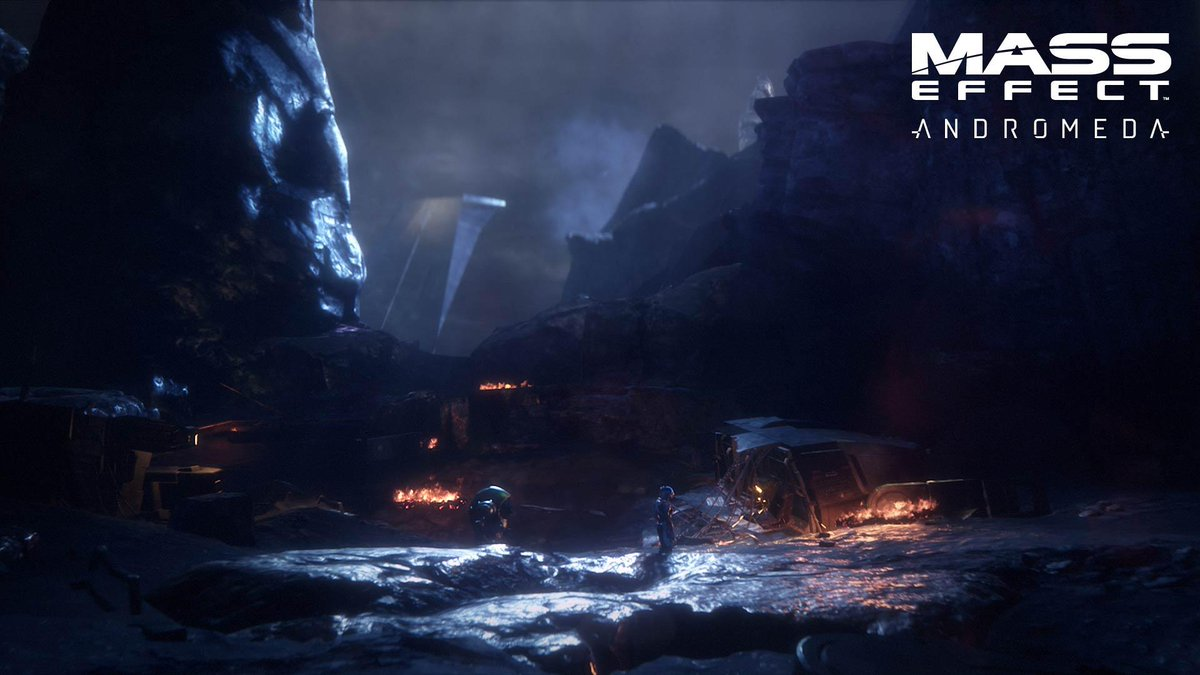 Electronic Arts On Twitter Mass Effect Andromeda Launches In