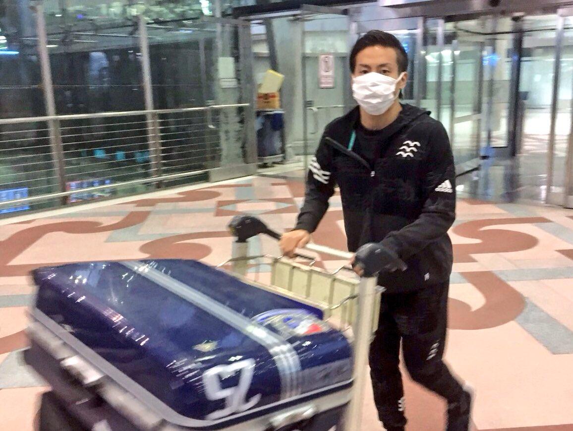 無事にタイ・バンコクに到着しましたー٩( 'ω' )و  長旅でしたが、選手たちは元…