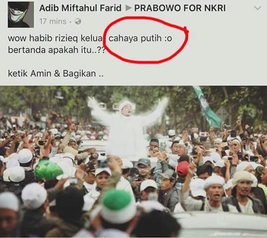 Ternyata Ini Pembuat Hologram Jokowi