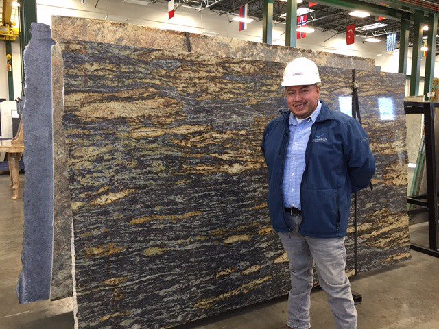 Arizona Tile On Twitter It S Gettoknowyourcustoay Again Meet Ric Montañez Owner Of My Granite Guy In Denver Co
