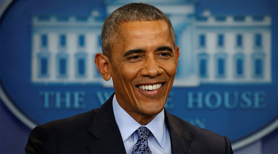 Before you go, #Obama: 'Has any other Nobel Peace prize winner dropped...