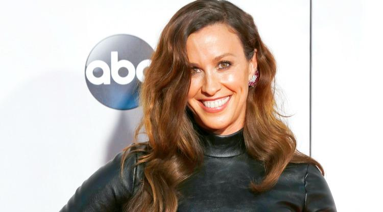 A mess: Alanis Morissette's former manager admitted he stole millions...