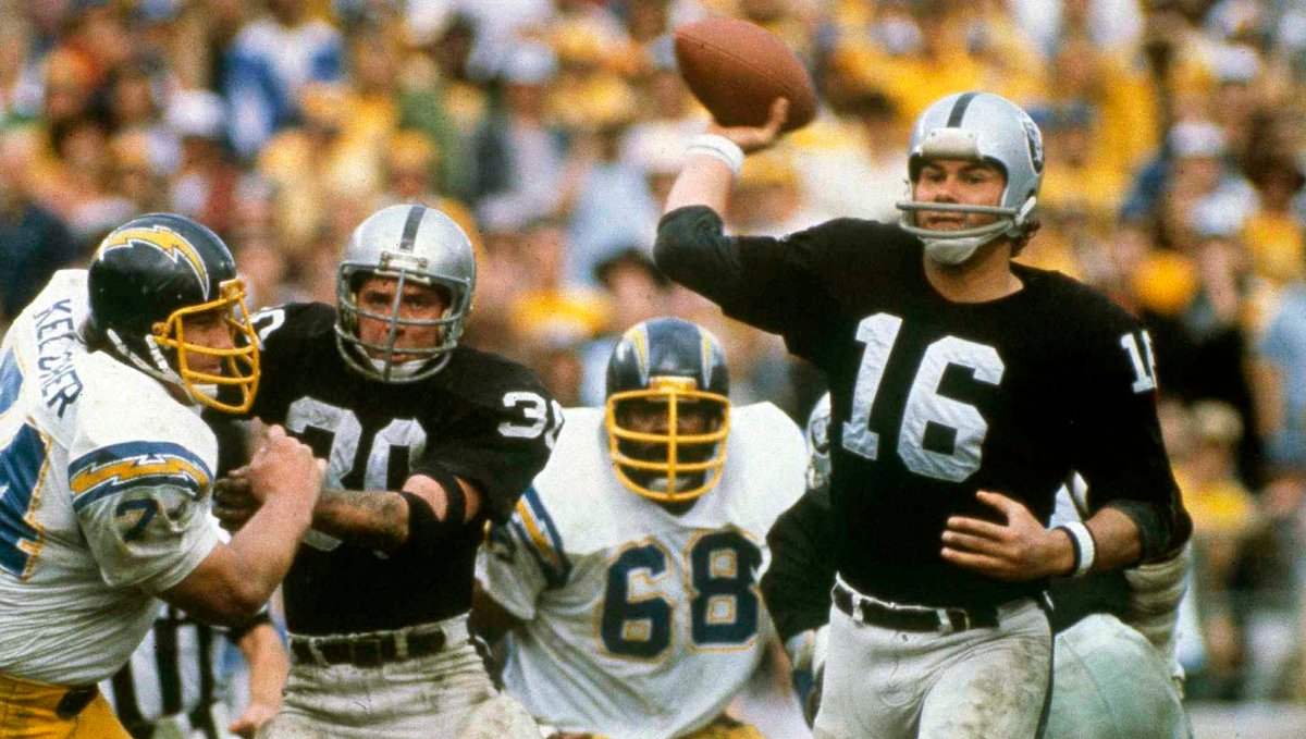 In the 1980 AFC Championship, we defeated the Chargers 34-27. #tbt  A...
