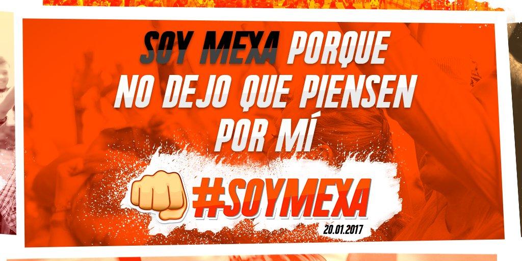 #SoyMexa Mexicano con orgullo 🇲🇽 🙌🏻 https://t.co/9nDZQ1d2lc