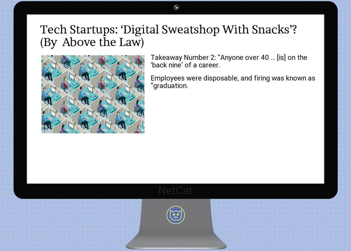#startup #summary:  #tech  #startups: 'digital  #sweatshop with  #snacks'?<br>http://pic.twitter.com/CeDyBuWwuW