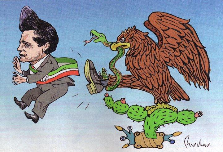 #BastaDeMentirEPN EN MÉXICO NOS FALTAN 43 Y NOS SOBRA UN PRESIDENTE LADRÓN ¡BASTA DE IMPUNIDAD Y CORRUPCIÓN! ¿DÓNDE ESTÁN? #PaseDeLista1al43 <br>http://pic.twitter.com/0rgjhrxWIt