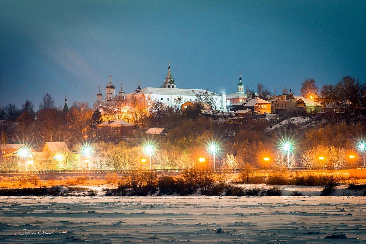 Муром владимирской области в картинках