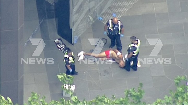 Melbourne CBD Incident - General News and Current Affairs