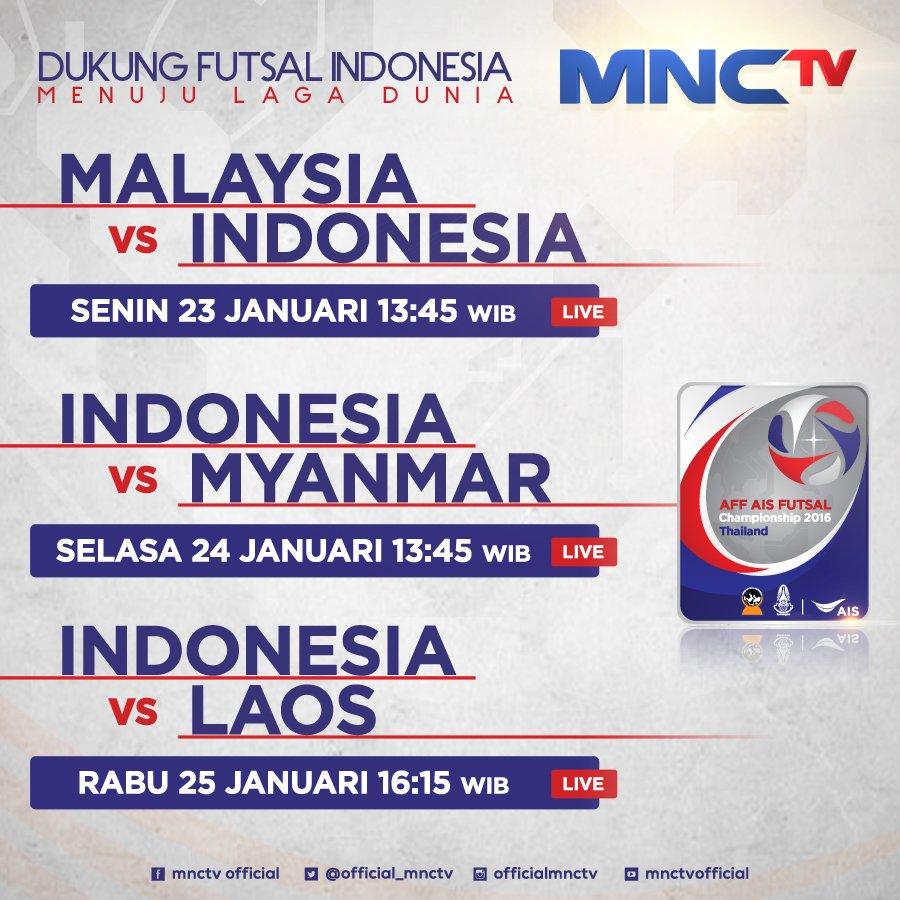 Indonesia U18 Vs Laos: Jadwal Siaran Langsung Timnas Futsal Indonesia Di Piala AFF
