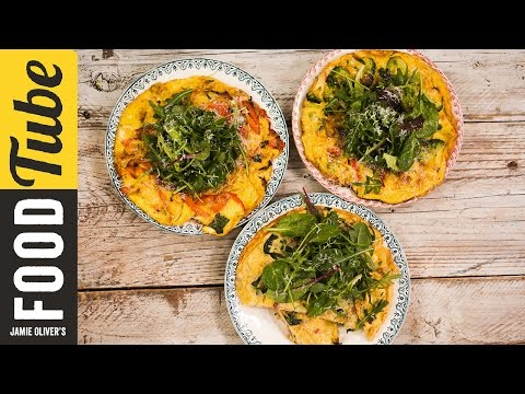 Perfect Frittata 3 Ways