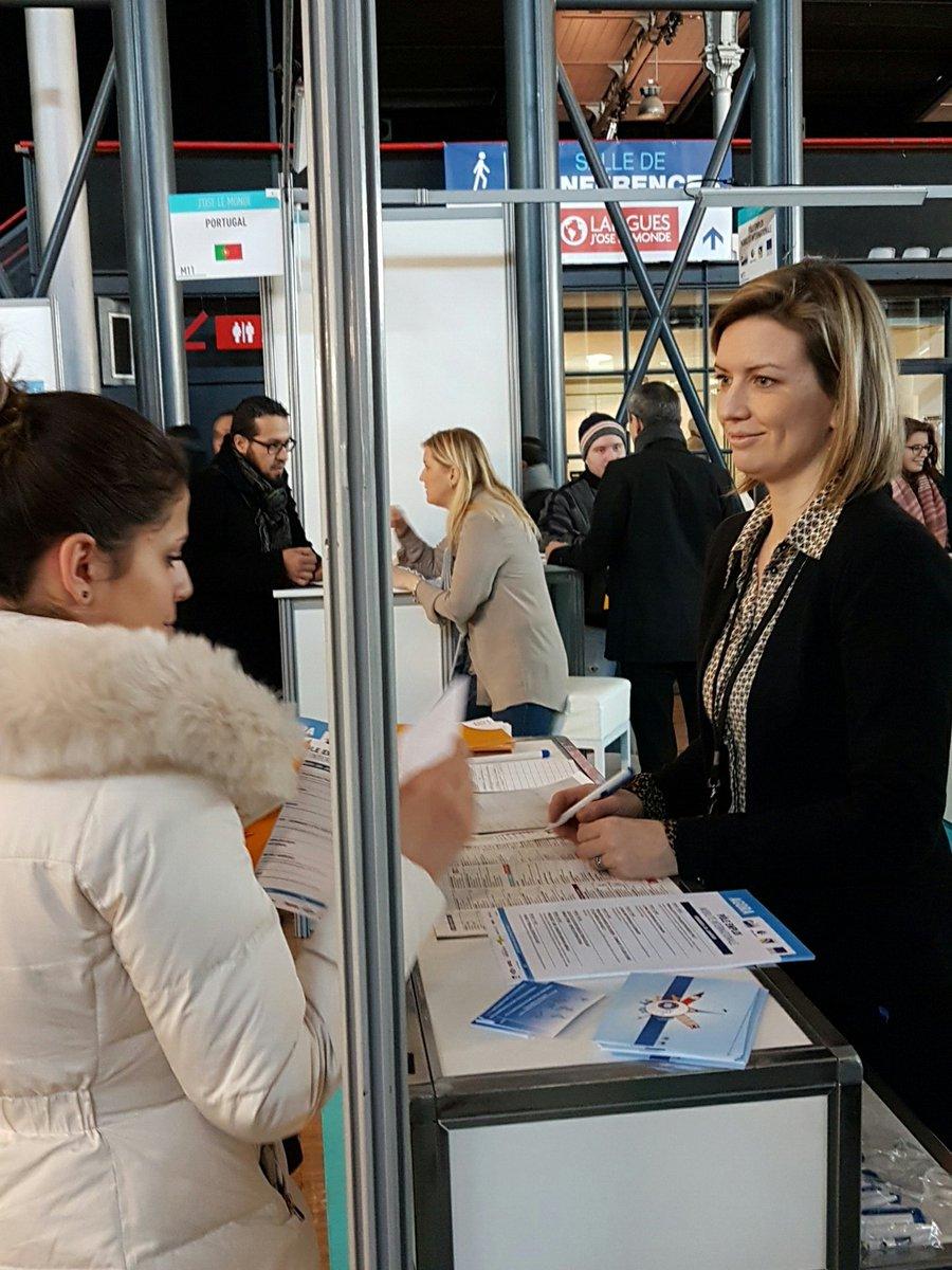 #salondutravail Paris : un projet de mobilité en #pologne #Belgique  #Netherlands ? L&#39;équipe mobilité @poleemploiHDF à votre service<br>http://pic.twitter.com/e4ZYm2LyHy