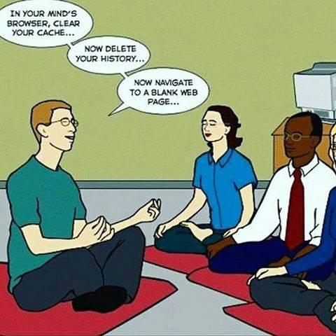 #friday meditation #ITJokes #KarieraIT<br>http://pic.twitter.com/walmFvRfOj