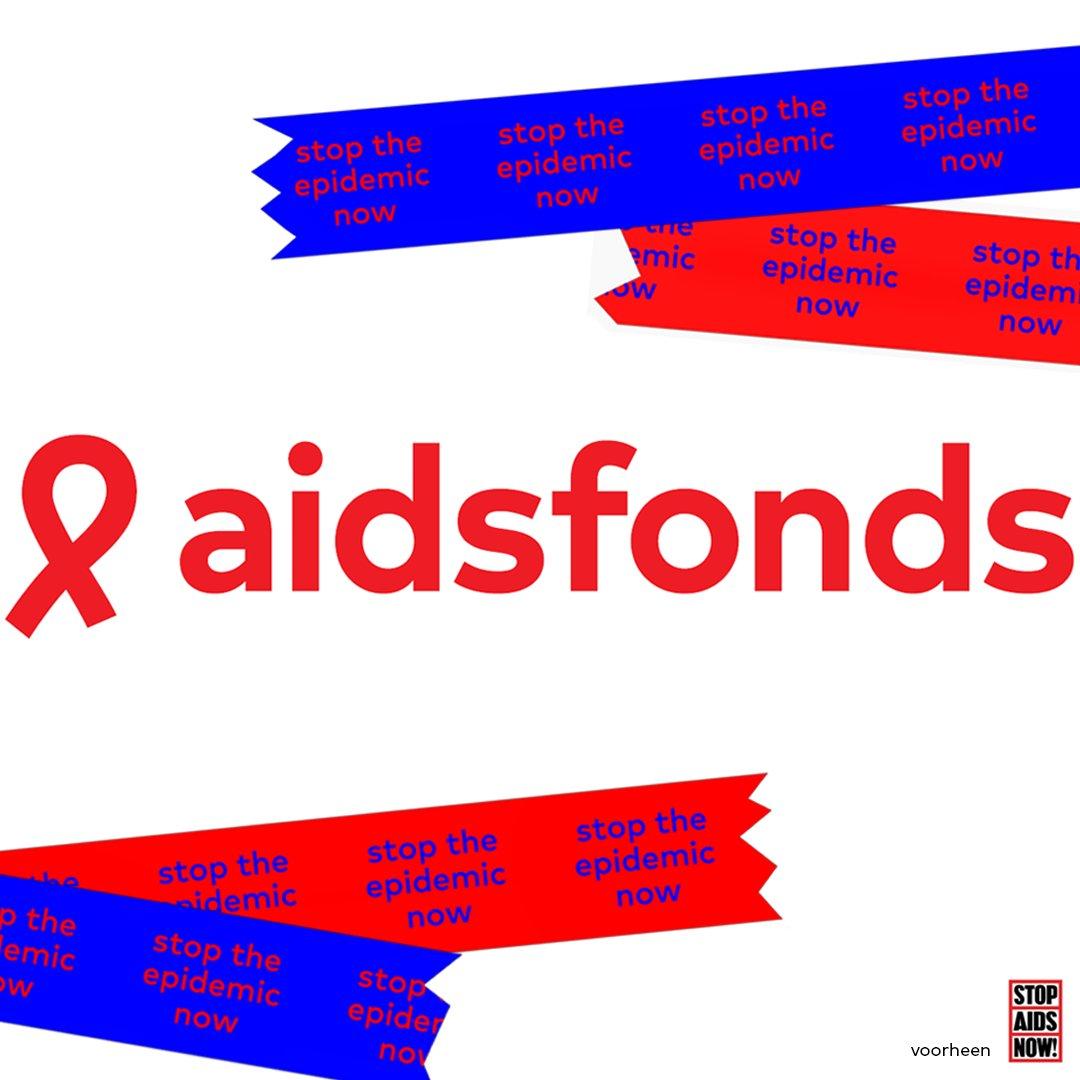 Per 1 december kun je ons vinden @Aidsfonds. #hiv #aids #aidsfonds #stopaidsnow https://t.co/6DzPhpNz7Q