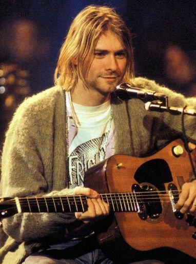 Happy Birthday Kurt Cobain RIP 5.4.94 Never forget you.